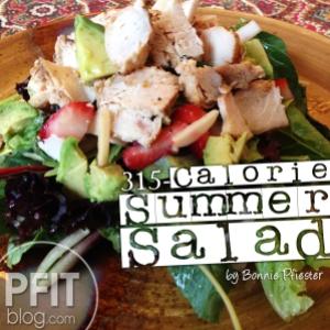 Low-Calorie Summer Salad Recipe