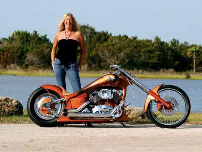 motorcycle cruiser custom yamaha