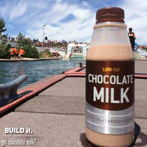 Chocolate Milk: A Good Sports Recovery Drink?