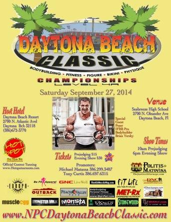 NPC Daytona Classic