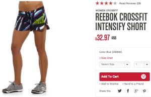 Reebok CrossFit Sale