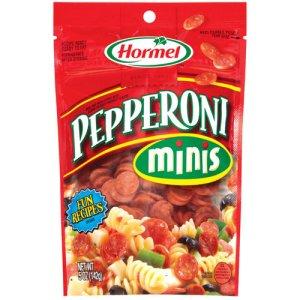 pepperoni minis